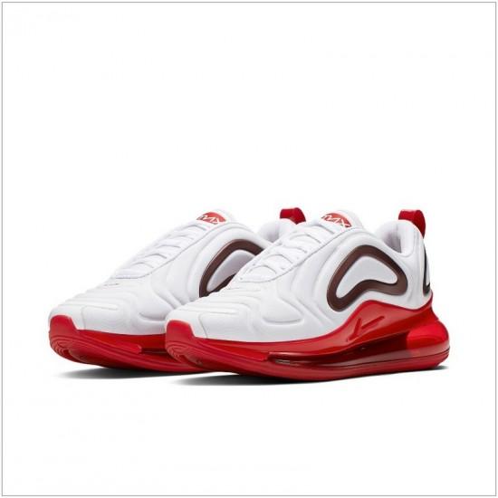 Nike Air Max 720 Womens White Running Shoes CD2047-100