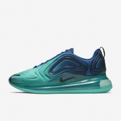 Nike Air Max 720 Blue Unisex Running Shoes 36-45 AO2924-400