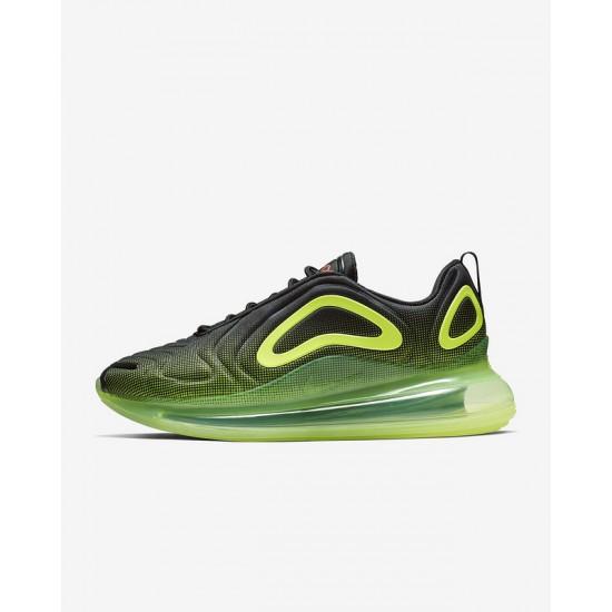 Nike Air Max 720 Green Yellow Mens Running Shoes AO2924-008