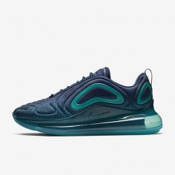 Nike Air Max 720 Mens Blue Running Shoes AO2924 405