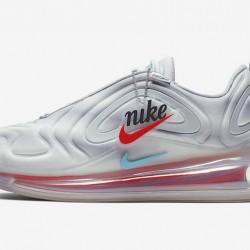Nike Air Max 720 Pride Grey Mens Running Shoes AO2924 011