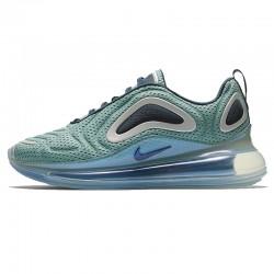 Nike Air Max 720 Womens Blue Running Shoes AR9293-001