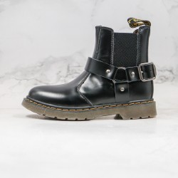 2020 Fashion Dr.martens High Top Martin Boots G25 Black Ankle Boots