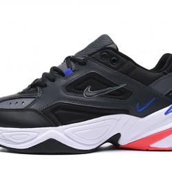2020 Nike M2K Tekno Black Running Shoes AV4789 003 Unisex Sneakers