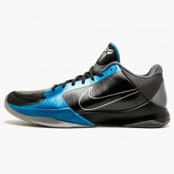 2020 Nike Zoom Kobe V Protro 386429 001 Blue Black Basketball Shoes
