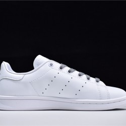 2020 Adidas Stan Smith Static White Gray Sneakers BD7455 Unisex Casual Shoes