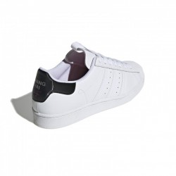 2020 Adidas Superstar Shangai City Pack Casual Shoes White Black FW2818 Unisex Sneakers