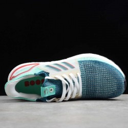 2020 Adidas Ub5.0 Ultra Boost 5.0 Green Blue Running Shoes EE7516 Unisex Sneakers