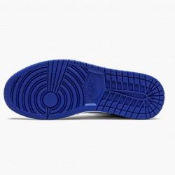2020 Nike Air Jordan 1 Retro High OG Royal Toe Basketball Shoes 555088 041 Mens AJ1 Sneakers