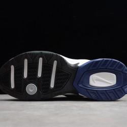 2020 Nike Air Monarch the M2K Tekno White Blue Running Shoes AV4789 103 Unisex Sneakers