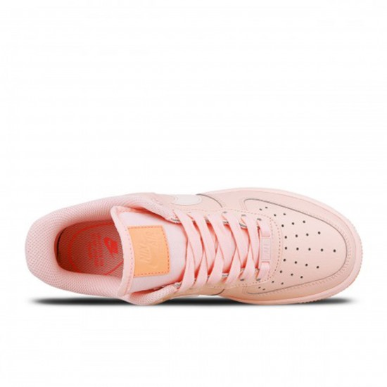 2020 Nike Air force1 07 V8 Pink Gray Running Shoes AO2132 800 AF1 Womens Sneakers