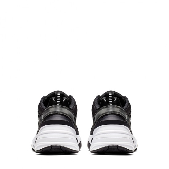 2020 Nike M2K Tekno Black Running Shoes BQ3378 002 Unisex Sneakers
