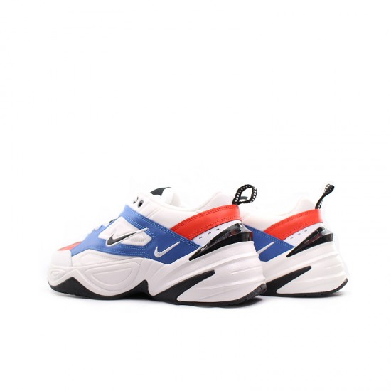 2020 Nike M2K Tekno Blue White Red Running Shoes CI5752 147 Unisex Sneakers