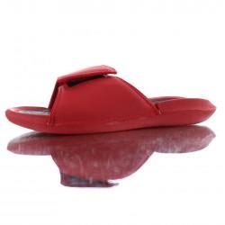 2020 JORDAN HYDRO 6 RETRO Red Black Unisex Sandals