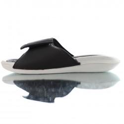 2020 JORDAN HYDRO V RETRO Black white Unisex Sandals