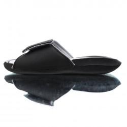 2020 Jordan HYDRO IV Black Grey Unisex Sandals