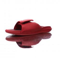 2020 Jordan HYDRO IV Red Black Unisex Sandals