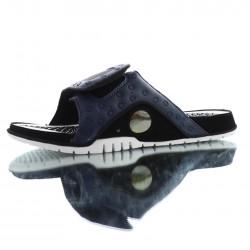 2020 Jordan Hydro XIII Retro Dark Blue black white Unisex Sandals