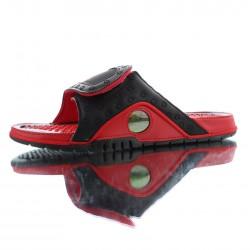 2020 Jordan Hydro XIII Retro Red Black Unisex Sandals