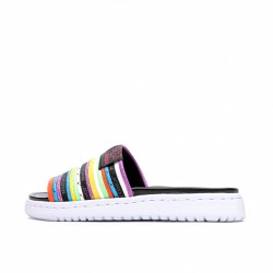 2020 Jordan Modero 2 Slide Vp Black Green Unisex Sandals