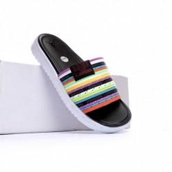 2020 Jordan Modero 2 Slide Vp White Black Yellow Green Unisex Sandals