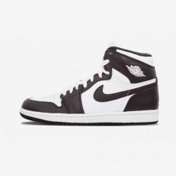 "Air Jordan 1 ""Countdown Pack"" 332550 011 Black Leather Multi/Multi Basketball Shoes"