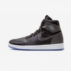"Air Jordan 1 ""MTM Pack"" 802399 001 Black Synthetics Multi/Multi Basketball Shoes"