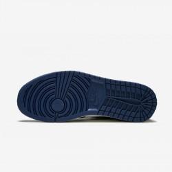 "Air Jordan 1 Retro HI NRG / UN ""Union - Storm Blue"" BV1300 146 White/Stormblue-Varsity Red Basketball Shoes"