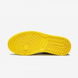 "Air Jordan 1 Retro High OG NRG ""Not For Resale"" 861428 107 Black Sail/Black-Varsity Maize Basketball Shoes"