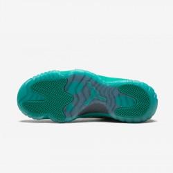 Air Jordan 11 Retro Low IE 919712 300 Viola Rio Teal/Rio Teal Basketball Shoes