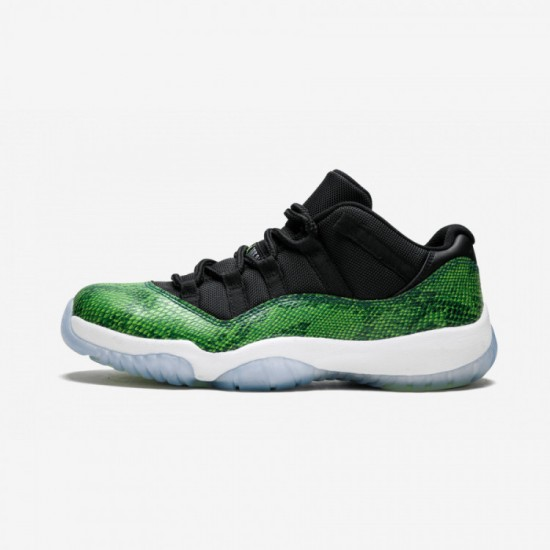 """Air Jordan 11 Retro Low """"Nightshade"""" 528895 033 Black Patent Leather And Rubber Black/Nightshade-White-Vlt Ice Basketball Shoes"""