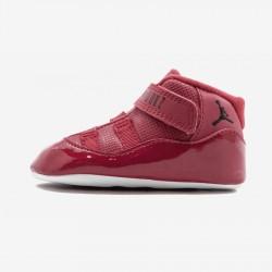 Jordan 11 Retro Gift Pack 378049 623 Black Gym Red/Black-White Basketball Shoes