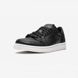 Air Jordan 1 Womens Retro Low NS AH7232 011 Black Multi And Rubber Black/Metallic Gold-White Basketball Shoes