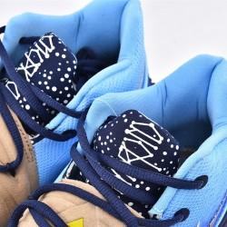 Nike Kyrie 5 Mens Basketball Shoes CI9961-400 Blue Light Blue Sneakers
