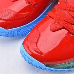 Nike Kyrie 5 Mens Basketball Shoes CJ6952-600 Red Blue Sneakersjpg