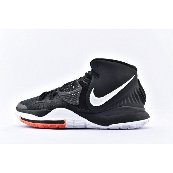 Nike Kyrie 6 Black White Mens Basketball Shoes BQ4631-001 Sneakers