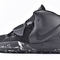 Nike Kyrie 6 Mens Basketball Shoes BQ4630-001 All Black Sneakers