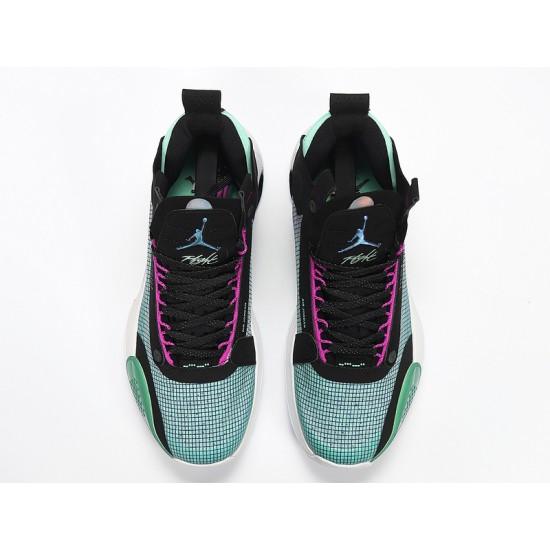 Nike Air Jordan 34 Blue Void Black Basketball Shoes BQ3381-400 AJ34 Unisex Sneakers