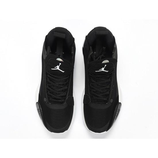 Nike Air Jordan 34 Eclipse Black White Basketball Shoes AR3240-001 Mens AJ34 Sneakers