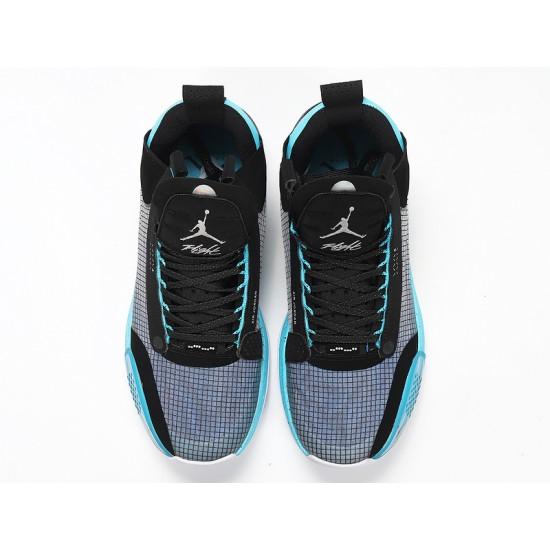 Nike Air Jordan 34 Starry Sky Gray Blue Basketball Shoes BQ3381-102 AJ34 Mens Sneakers