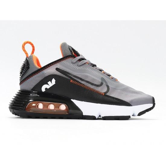 Nike Air Max 2090 Gray Black Unisex Running Shoes CT7698-012