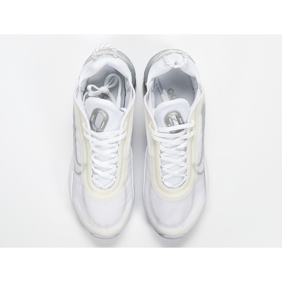 Nike Air Max 2090 White Beige Unisex Running Shoes CT7698-008