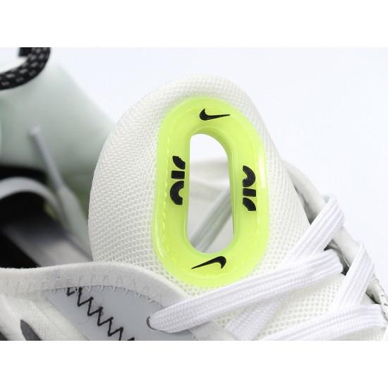 Nike Air Max 2090 White Gray Yellow Unisex Running Shoes CZ7555-100