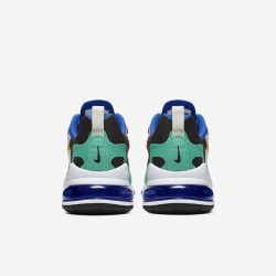 Nike Air Max 270 React Men Women Phantom University Gold Running Shoes AO4971 002