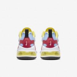 Nike Air Max 270 React Men Women Sneaker Black White Blue Red Running Shoes AT6174 200