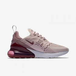 Nike Air Max 270 Womens Running Shoes White Pink Purpple Sneakers AH6789-601