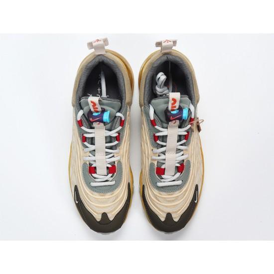 Travis Scott x Air Max 270V3 Cactus Trails Brown Gray Unisex Running Shoes CT2864-200