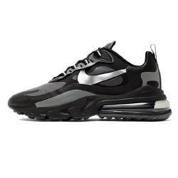 Nike Air Max 270 React Men Sneaker Black White Gray Running Shoes CD2049 001