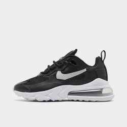 Nike Air Max 270 React Men Sneaker Black White Running Shoes CT3426 001