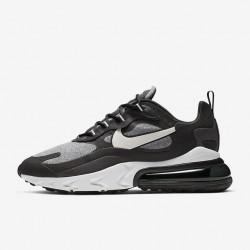 Nike Air Max 270 React Men Women Black White Running Shoes AO4971 001 AT6174 001